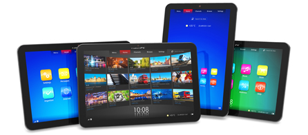 7 Inch Android HD WiFi Tablet